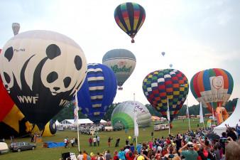 Douwe Bijlsma Fan De Ballonfeesten